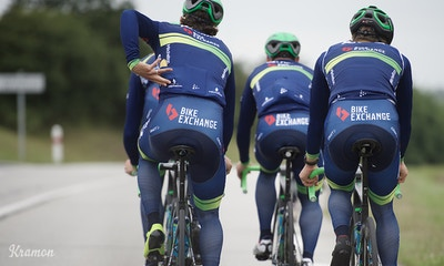 Teamvorstellung: ORICA-BikeExchange