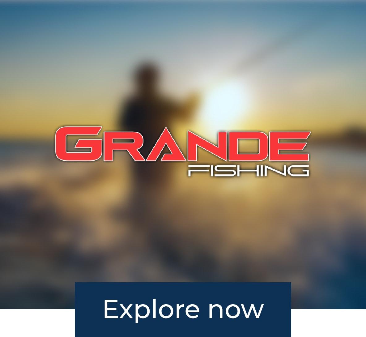 Grande Fishing Lures
