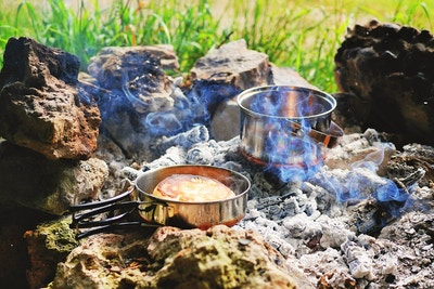 Outdoor Cooking Equipment for Beginners