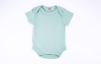 Mint Onesie - Short Sleeve