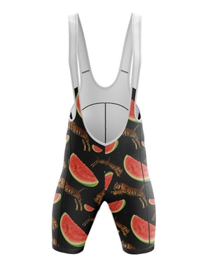 Paria Tigers & Watermelons Bib Short