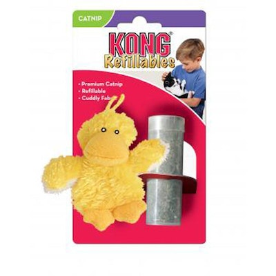 KONG DR NOYS Cat Toy   Duckie
