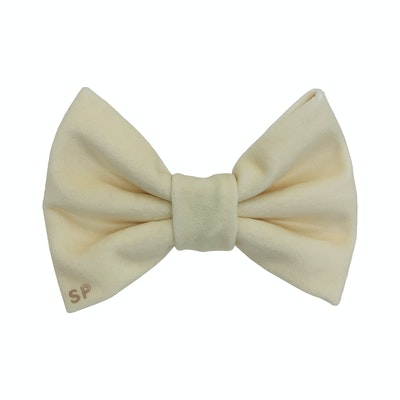 Swanky Paws Yellow Bow Tie