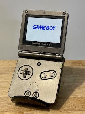 Nintendo Gameboy Advance SP AGS-101 Backlit