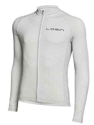 Login Cycle Club ARTEIXO - Login Long Sleeve Winter Jersey