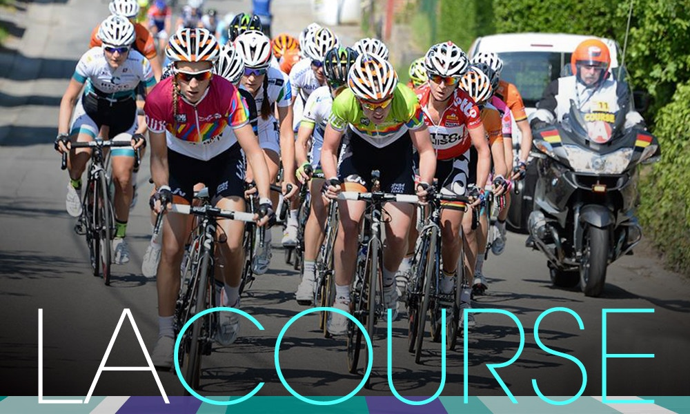 La Course - Women's Cycling Race at Tour de France
