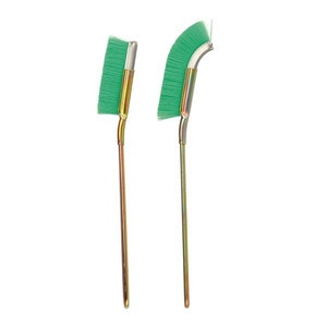 Nylon Bristles Cleaning Brush Set 2 Pc