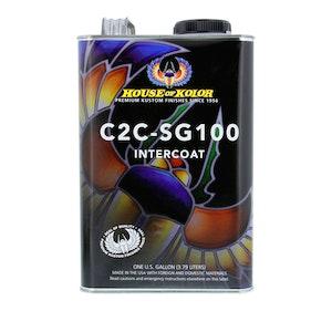 House of Kolor HOK Intercoat Clear Gal/3.8lt (C2C-SG100G)