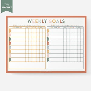 Kids Reward / Chore / Behaviour Chart - two children