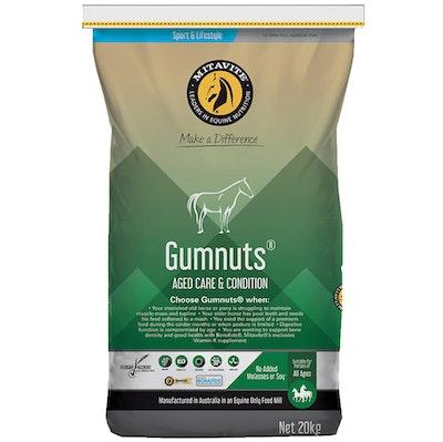 Mitavite Gumnuts Horse Feeds 20kg