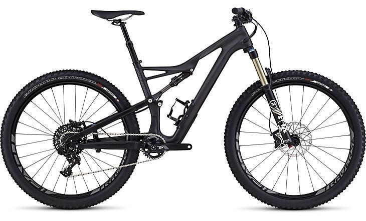 """CAMBER ELITE CARBON 650B, 27.5"""" Dual Suspension MTB Bikes"""