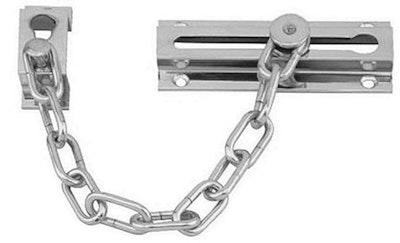 RiteFit Chrome Finish Door Chain