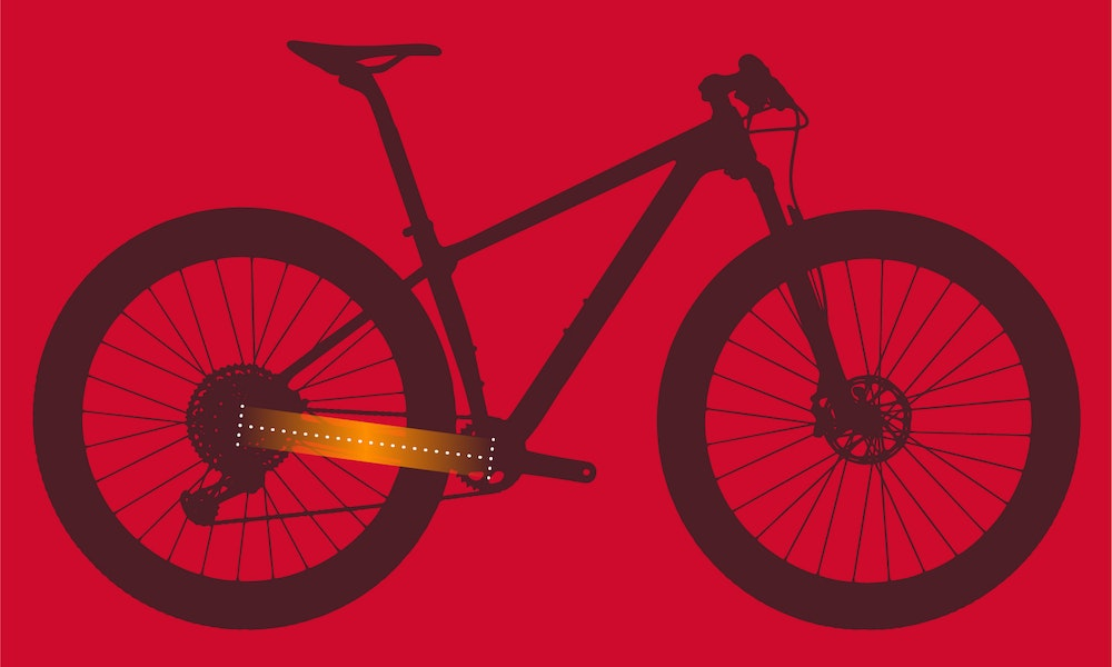 Chainstay Geometry charts explained BikeExchange