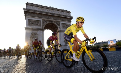 Tour de France 2019: Stage Twenty One Race Report