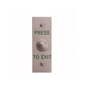 ACSS Exit Button - PB21