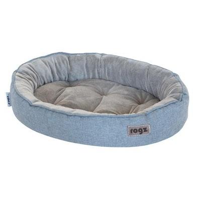 Rogz Cuddle Oval Pod Grey Small