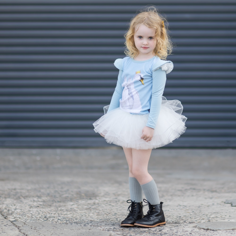 Fashion Report | Swan Princess