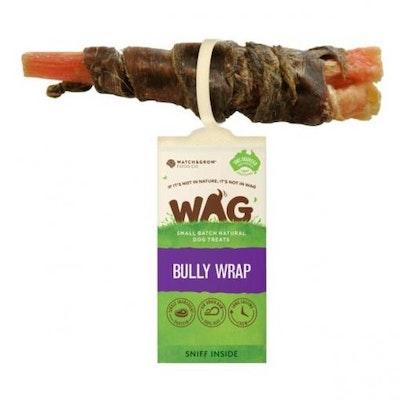 WAG Bully Wrap Dog Treats