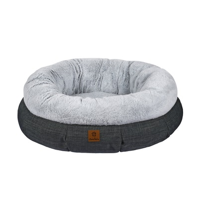 Charlie's Luxury Plush Round Bed