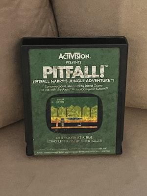 Atari 2600 Pitfall Cart