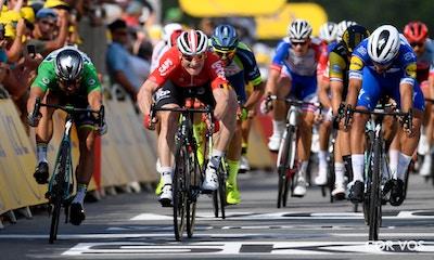 Fernándo Gaviria ganó de nuevo: Un recuento de las Etapas 2, 3 y 4 del Tour