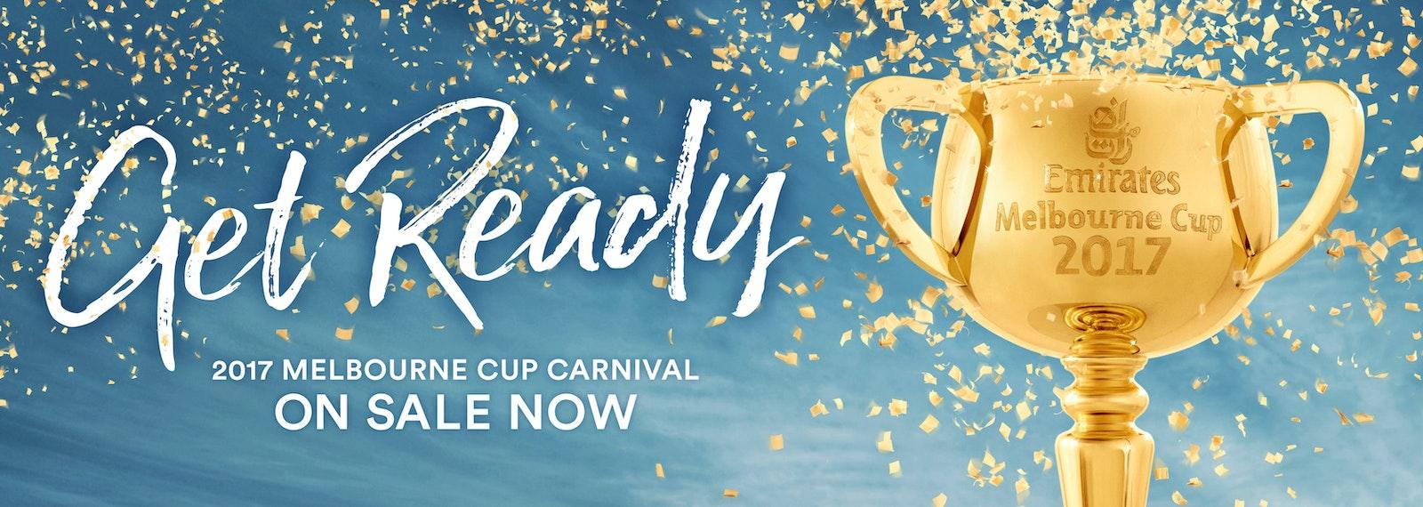 2017 MELBOURNE CUP CARNIVAL