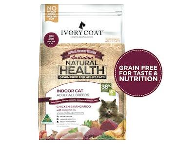 Ivory Coat Chicken & Kangaroo with Coconut Oil Grain Free Dry Cat Food