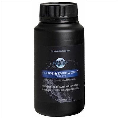 Blue Planet Fluke /Tapeworm Tabs 100pk