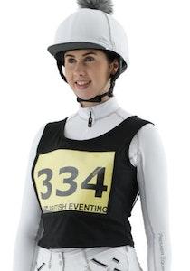 Premier Equine Lycra Body Number