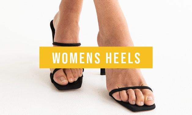 Shop Womens Heels on Crèmm