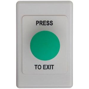 ACSS Mushroom Exit Button - Green