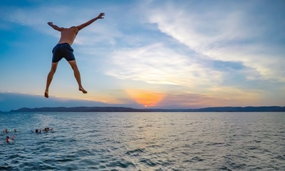 Lake Argyle: an outback paradise
