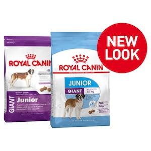 Royal Canin Health Nutrition Junior Giant 15kg