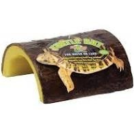 ZooMed Reptile/Turtle Half Log Hut Mediu