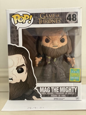 """Mag The Mighty 6"""" #48 - Game of Thrones"""
