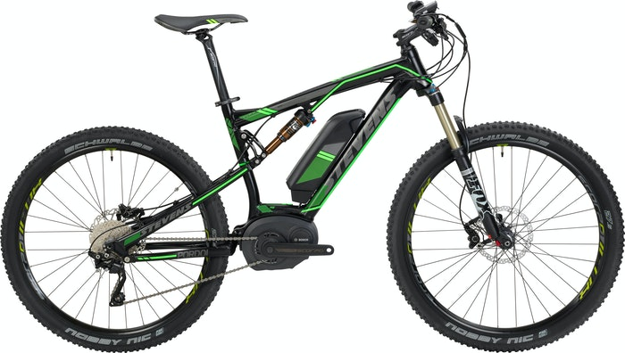 Stevens E Mountainbike 2014