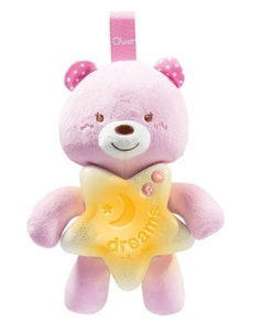 Chicco GOODNIGHT BEAR PINK