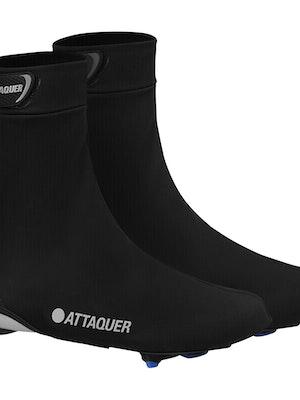 Attaquer Shoe Covers Black