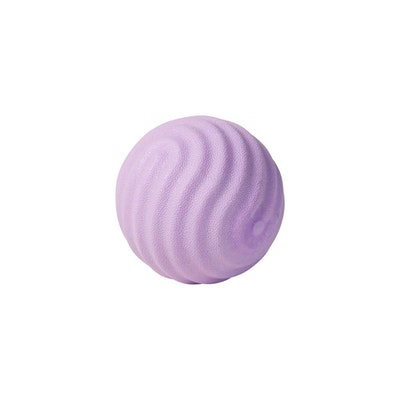 Pidan Dog Toy Ball - Wave - Purple