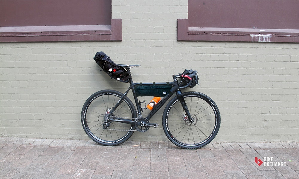 5fa14e99d8 Frame Bags. beginners-guide-to-bikepacking-gear-02-jpg. The great thing  about a bike ...