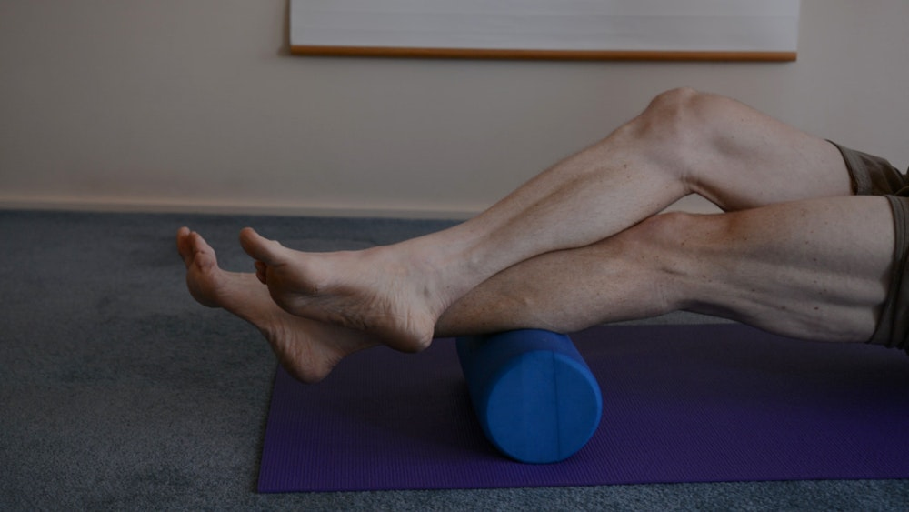 foam roller exercises for cyclists calves