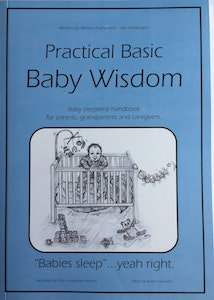Safe T Sleep  Baby Wisdom Book