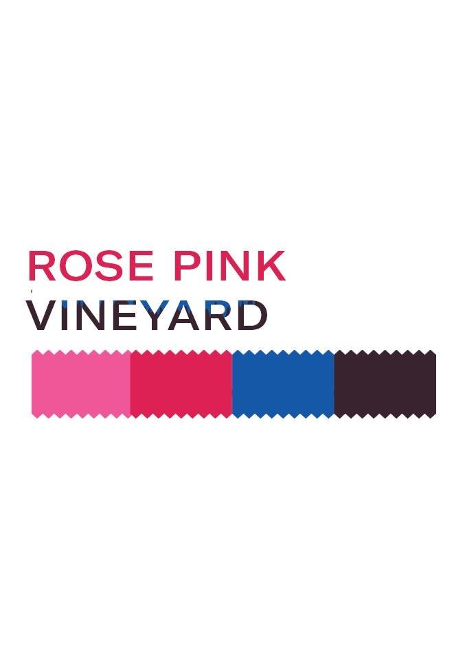 Rose Pink Vineyard