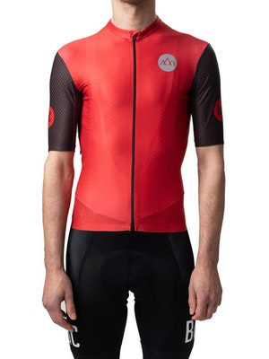 Band of Climbers Summit Jersey - Red