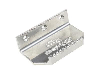 StepNpull Touch Free Door Opener-Silver