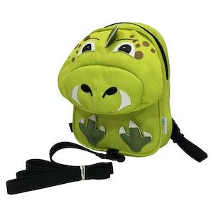 BibiLand BibiKids Small Harness Back Pack with lead - DINO
