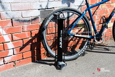 Azur Air Tank Tubeless Pump Review