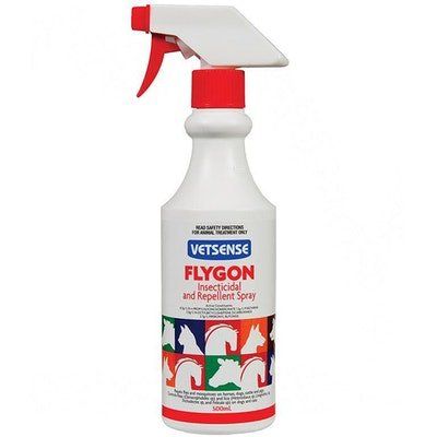 Vetsense Flygon Pet Insect Repellent - 4 Sizes