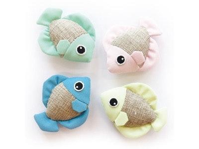 M PETS Fish Toy