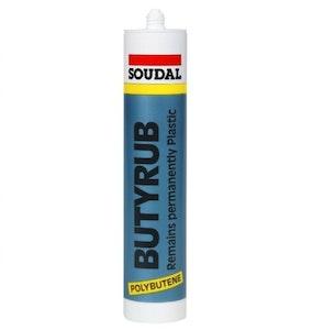 Soudal Butyrub Windscreen Sealer 290ml